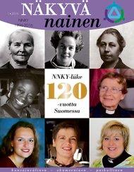 Näkyvä Nainen NNKY 120 vuotta -kansi