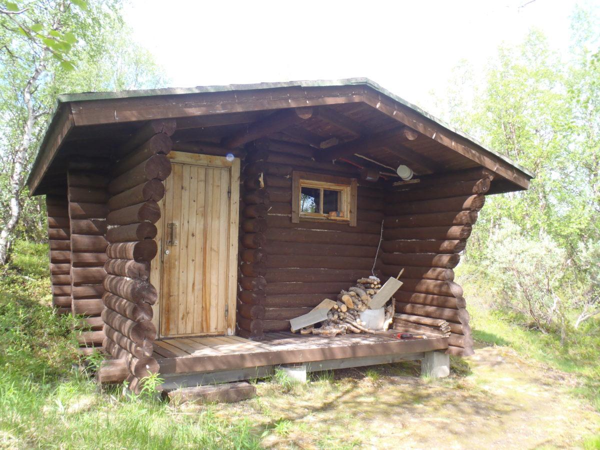 Jerstituvan sauna