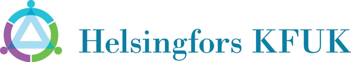 Helsingfors KFUK logo